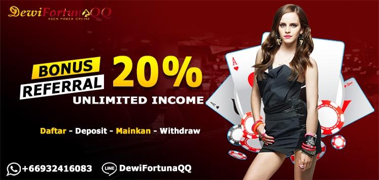 Ciri-Ciri Agen Poker Terpercaya 2020